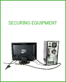 securing equipment