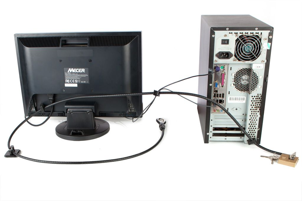 PC and Monitor security (option 3) – Heavy Duty img 6